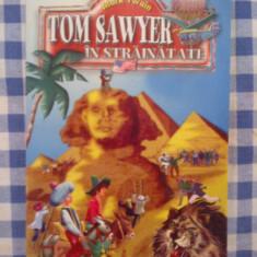 h2 MARK TWAIN - TOM SAWYER IN STRAINATATE