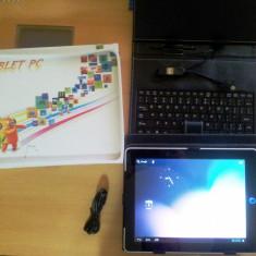 "Super pret ! Tableta PC 9.7"" 1GB ! + 2 Huse piele 10"""
