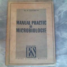 Manual practic de microbiologie-M.N.Lebedeva - Carti Zootehnie