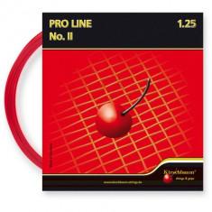 KIRSCHBAUM PRO LINE II RED 12M - Racordaj racheta tenis