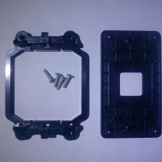 Suport proc bracket heatsink soclu prindere cooler Am2 Am2+ AM3 Am3+ Backplate