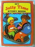 """MY JOLLY TIME - STORY BOOK"". Carte cu 12 povesti in limba engleza. Absolut noua, Alta editura"