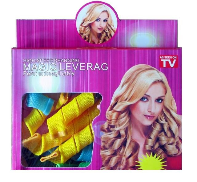 Bigudiuri magice - Magic Leverand - Magic Leverang