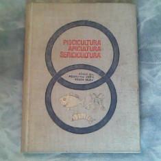 Piscicultura,apicultura,sericultura-Barca Gh,Rosenthal Cora,Rosca Olga, Alta editura