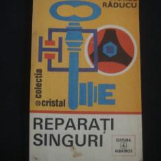 VIOREL RADUCU - REPARATI SINGURI, Alta editura