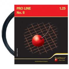 KIRSCHBAUM PRO LINE II BLACK 12M - Racordaj racheta tenis