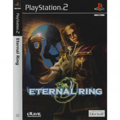 Joc original PS2 Eternal Ring (11+) English 1 player (transport gratuit la comanda de 3 jocuri diferite) - Jocuri PS2 Ubisoft, Actiune, 12+, Single player