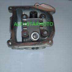 CHIULOASA SCUTER 4T GY 50 CHINA YABEN 50CC RACIRE AER SIMPLA ARCURI SI SUPAPE - Chiulasa Moto