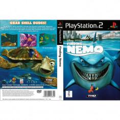 Joc original PS2 Finding Nemo Disney Pixar (3+) English 1 player (transport gratuit la comanda de 3 jocuri diferite), Actiune, Toate varstele, Thq