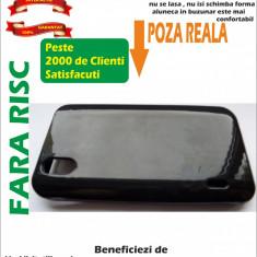 Husa Silicon gel TPU P970 husa silicon LG Optimus Black P970 Neagra - Husa Telefon