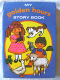 MY GOLDEN HOURS - STORY BOOK. Cuprinde 20 povesti in limba engleza. Absolut noua, Alta editura