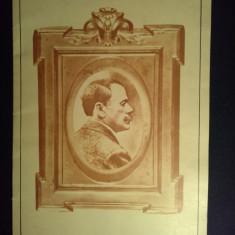 """Program """" O SCRISOARE PIERDUTA""""  , Teatrul Bulandra -  premiera ianuarie  1972"""