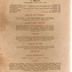 REVISTA FUNDATIILOR REGALE -ANUL XIII ianuarie 1946, 1B - Carte de aventura