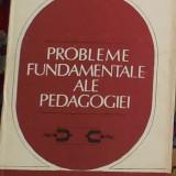 Probleme fundamentale ale pedagogiei., Alta editura