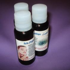 Ulei de argan 100% produs in Maroc