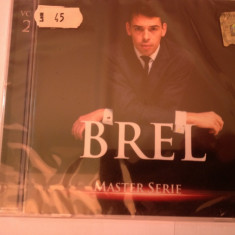 JAQUES BREL - BEST OF VOL(2003/UNIVERSAL REC)- gen:FRENCH MUSIC - CD NOU/SIGILAT, universal records
