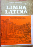 LIMBA LATINA MANUAL PENTRU CLASA A XII-A - Maria Capoianu, Gabriela Cretia