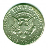 SUA 1/2 HALF DOLAR 1974 LITERA D STARE EXCELENTA