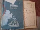 ISTORIA DESCOPERIRII SI CERCETARII ANTARCTIDEI TRESNIKOV harti carte stiinta, Alta editura