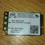 Modul wireless Intel 3 antene Sony Vaio VGN-NR21  PCG-7131M