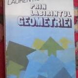 Prin labirintul geometriei, Laurentiu Duican, Alta editura