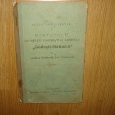 STATUTELE SOCIETATEI COOPERATIVE AGRICOLE