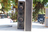 Boxe Siemens RL 514 cu difuzoare ISOPHON!, Boxe podea