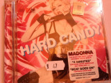 MADONNA - HARD CANDY (2008/WARNER MUSIC) - gen:POP/DANCE - CD NOU/SIGILAT