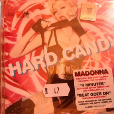 MADONNA - HARD CANDY (2008/WARNER MUSIC) - gen:POP/DANCE - CD NOU/SIGILAT - Muzica Pop