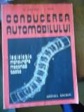 CONDUCEREA AUTOMOBILULUI -LEGISLATIE MANEVRARE-MECANICA-TESTE