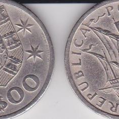 PORTUGALIA 5 ESCUDOS 1968, Europa