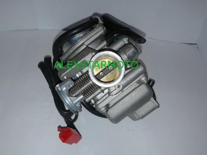 CARBURATOR SCUTER  4T 80CC CHINA YABEN GY 80