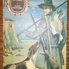Carte - Alexandre Dumas - Alain Vinatorul