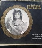 3 discuri de vinil cu opereta din ani 1968 ,pt colectie. reducere