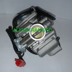 CARBURATOR SCUTER 4T 50CC CHINA YABEN GY 50 - Carburator complet Moto