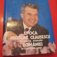 COMUNISM - CEAUSESCU - CARTE RARA CU TOATE VIZITELE PRESEDINTELUI N.CEAUSESCU - Carte Editie princeps