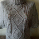 Pulover dama, marca ORSAY, mar. S-M, culoare gri