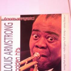 LOUIS ARMSTRONG - GOLDEN HITS (2005/HOLLAND) - CD NOU/SIGILAT - Muzica Jazz Altele