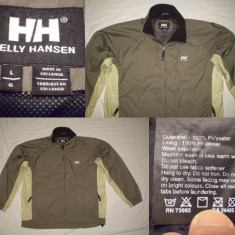 GEACA HELLY HANSEN :jacheta sport -cu plasa la interior - Imbracaminte outdoor, Marime: XL