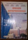 Carte - Cristiana Mateiciuc, Mihai Nedelcu, Elena Nedelcu, Nicoleta Singureanu - Educatie antreprenoriala - Manual clasa a X-a