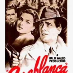 185.Poster CASABLANCA 60, 96 x 91, 44 - Film Colectie, Alte tipuri suport, Altele