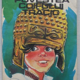 N. Radulescu-Lemnaru - Povestea Coifului Tracic cu Ilustratii - ed. Ion Creanga - Carte de povesti