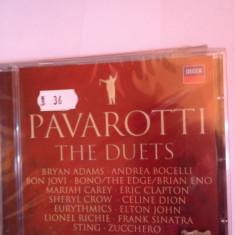 LUCIANO PAVAROTTI - THE DUETS (2008/ DECCA REC /GERMANY ) - CD NOU/SIGILAT - Muzica Clasica decca classics