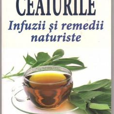 2A(xxx)- JOAN BARP-CEAIURILE Infuzii si remedii naturiste - Carte tratamente naturiste, Trei