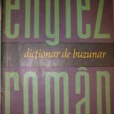 Serban Andronescu - Dictionar de buzunar Englez -Roman