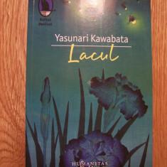 YASUNARI KAWABATA - LACUL (Humanitas, 2012) - Roman