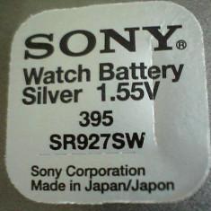 baterie ceas Sony, cu argint AG7-LR926-399-395-SR927SW, dar si celelalte numere.