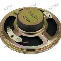 Difuzor 3W, 8 ohmi, 76mm - 152855, 0-40 W, Difuzoare medii