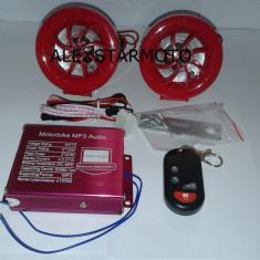 ALARMA MOTO - SCUTER ATV MP3 / RADIO / SD / USB - Alarme Moto
