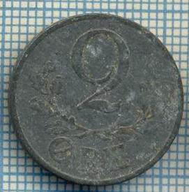 2952 MONEDA  - DANEMARCA  - 2 ORE - anul 1944 -starea care se vede